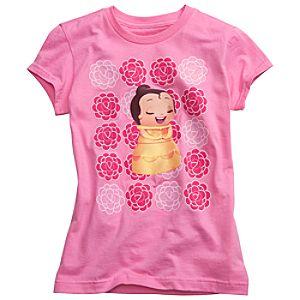 Kidada for Disney Store Wish-a-Little Belle Tee for Girls