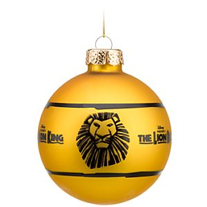 The Lion King: The Broadway Musical 2010 Ornament