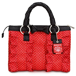 Exclusive Harveys Ruffled Minnie Mouse Tote for Disney Couture