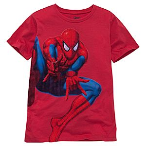 Spider-Man Tee by Mighty Fine for Boys