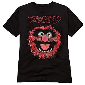 Untamed Animal Tee for Men -- Made With Organic Cotton