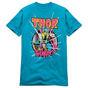 ''THWAK!'' Thor Tee by Mighty Fine for Men