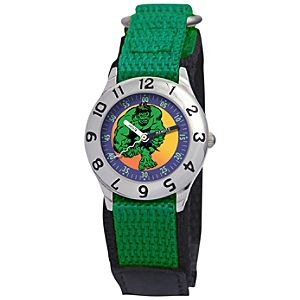 Classic Time Teacher Hulk Watch for Boys