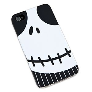 Jack Skellington iPhone 4 Case