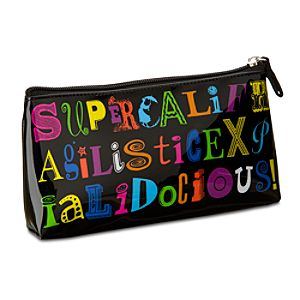 Mary Poppins: The Broadway Musical - Supercalifragilisticexpialidocious Zippered Pouch