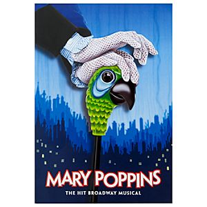 Mary Poppins: The Broadway Musical Official Program