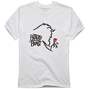 Beauty and the Beast: The Broadway Musical Tee for Kids