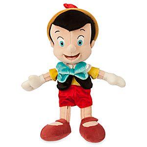 Pinocchio Plush - Small - 12