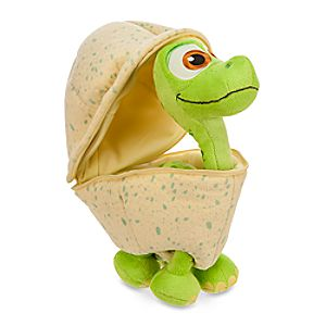 Arlo Hatch and Reveal Plush - The Good Dinosaur - Small - 10
