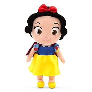 Toddler Snow White Plush Doll - Small - 13