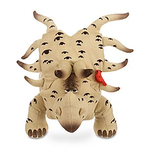 Forrest Woodbush Plush - The Good Dinosaur - Medium - 13''