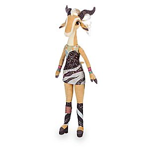 Gazelle Plush - Zootopia - Medium - 20