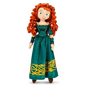 Merida Plush Doll - Brave - Medium - 20