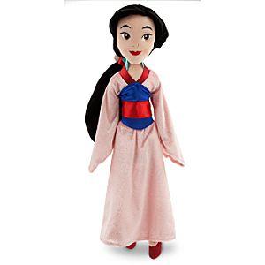 Mulan Plush Doll - Medium - 20