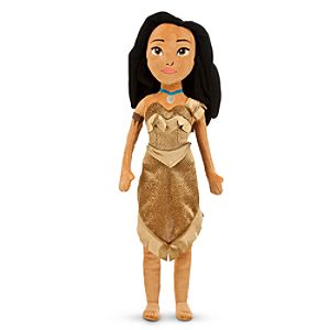 Pocahontas Plush Doll - Medium - 19