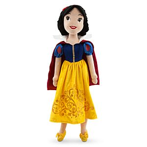 Snow White Plush Doll - Medium - 20