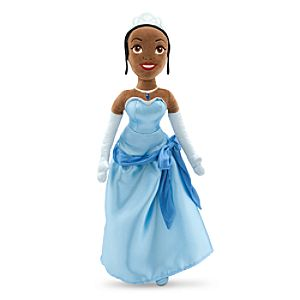 Tiana Plush Doll - The Princess and the Frog - Medium - 20