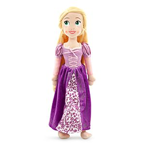 Rapunzel Plush Doll - Tangled - Medium - 20