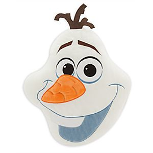 Olaf Plush Pillow - Frozen