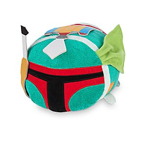 Boba Fett Tsum Tsum Plush - Medium - 11