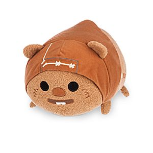 Wicket Ewok Tsum Tsum Plush - Medium - 11