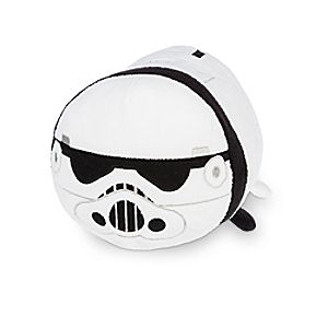 Stormtrooper Tsum Tsum Plush - Medium - 11