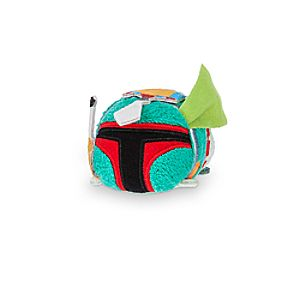Boba Fett Tsum Tsum Plush - Mini - 3 1/2