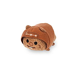 Wicket Ewok Tsum Tsum Plush - Mini - 3 1/2