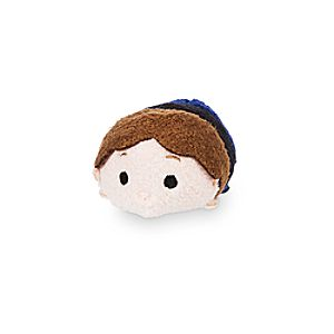 Han Solo Tsum Tsum Plush - Mini - 3 1/2