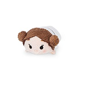 Princess Leia Tsum Tsum Plush - Mini - 3 1/2