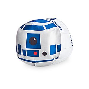 R2-D2 Tsum Tsum Plush - Star Wars - Medium - 10 1/2