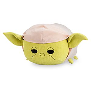Yoda Tsum Tsum Plush - Star Wars - Large - 16