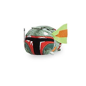 Boba Fett Battle Worn Tsum Tsum Plush - Mini - 3 1/2