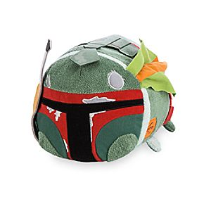 Boba Fett Battle Worn Tsum Tsum Plush - Medium - 11