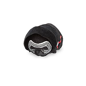 Kylo Ren Tsum Tsum Plush - Star Wars: The Force Awakens - Mini - 3 1/2