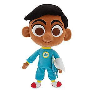 Sanjay Plush - Sanjays Super Team - 16