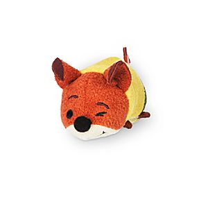 Nick Wilde Tsum Tsum Plush - Mini - 3 1/2 - Zootopia