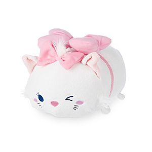 Marie Tsum Tsum Plush - The Aristocats - Medium - 12