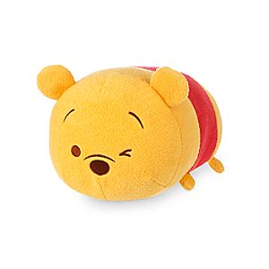 Winnie the Pooh Tsum Tsum Plush - Medium - 11