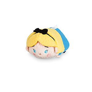 Alice Tsum Tsum Plush - Alice in Wonderland - Mini - 3 1/2