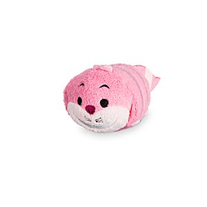 Cheshire Cat Tsum Tsum Plush - Alice in Wonderland - Mini - 3 1/2