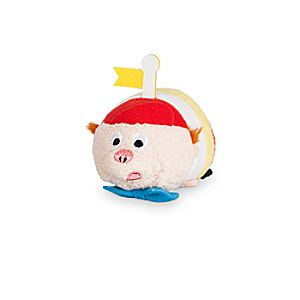 Tweedle Dee Tsum Tsum Plush - Alice in Wonderland - Mini - 3 1/2