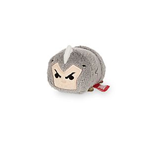 Rhino Tsum Tsum Plush - Mini - 3 1/2