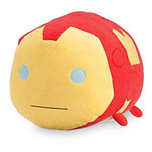 Iron Man Tsum Tsum Plush - Large - 17