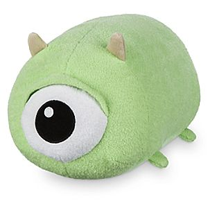 Mike Wazowski Tsum Tsum Plush - Monsters, Inc. - Medium - 12
