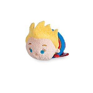 Captain Marvel Tsum Tsum Plush - Marvels Women of Power - Mini - 3 1/2