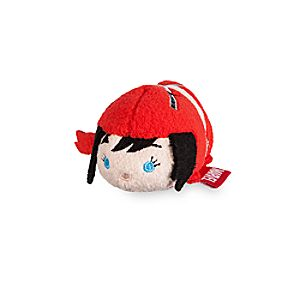 Elektra Tsum Tsum Plush - Marvels Women of Power - Mini - 3 1/2