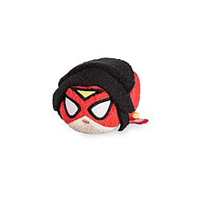 Spider-Woman Tsum Tsum Plush - Marvels Women of Power - Mini - 3 1/2