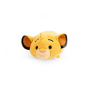 Simba Tsum Tsum Plush - The Lion King - Mini - 3 1/2