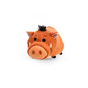 Pumbaa Tsum Tsum Plush - The Lion King - Mini - 3 1/2